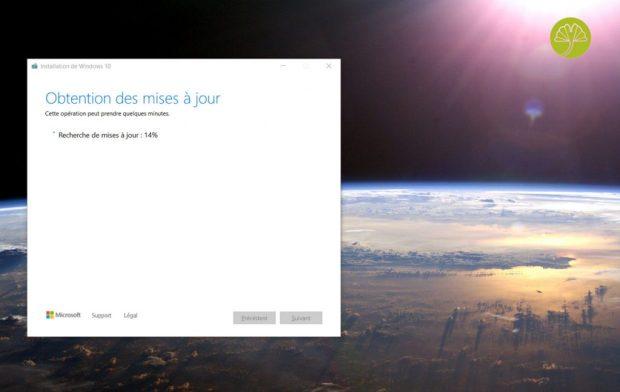 Media Creation Tool et Windows 10 May 2020 Update