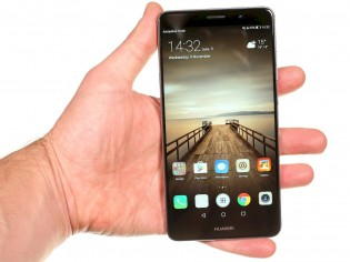 The vanilla Huawei Mate 9 was larger than the Pro - with a 16: 9 aspect ratio, even a 5.9\