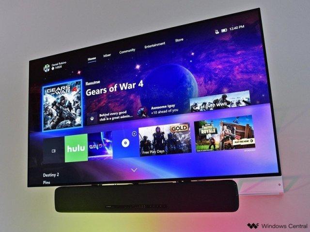 Xbox / 4K TV