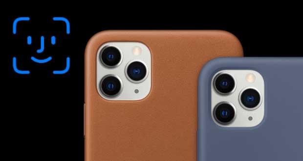 Face ID de l'iPhone