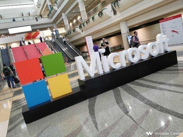 Microsoft logo