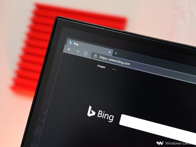 Microsoft Bing Logo 2020 Hero Browser