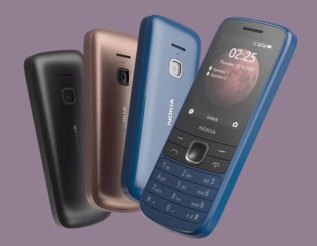 Nokia 215 4G and Nokia 225 4G arrive on the global scene