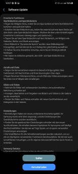 One UI 3.0 beta changelog (Credit)