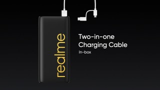 Realme 20,000 mAh Power Bank 2