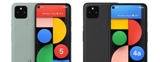 Weekly poll: is the Pixel 5 or Pixel 4a 5G your next phone?