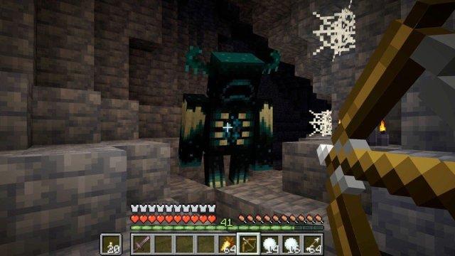 Minecraft Caves And Cliffs Update Warden