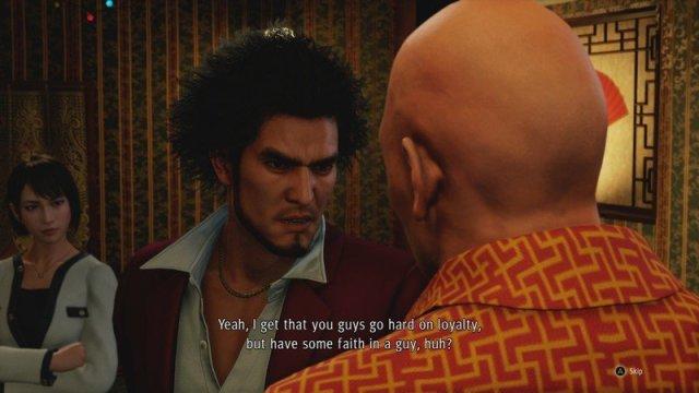 Yakuza Like A Dragon Ichiban