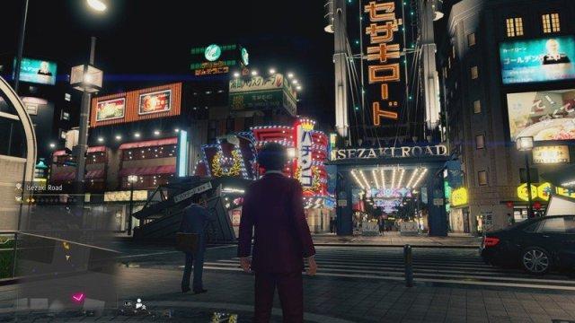 Yakuza Like A Dragon City