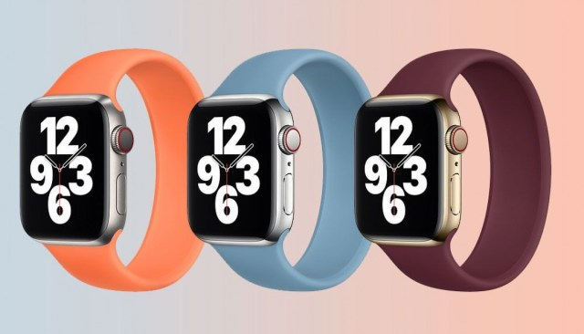 Apple adds three new colors to Solo Loop and Sport Band Apple Watch bands