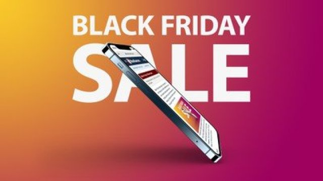 iPhone black friday 20 sale feature
