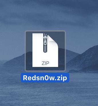 redsnow-zip-file