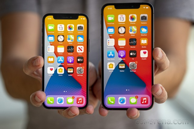 iOS 14.2.1 rolls out with fixes for iPhone 12 family