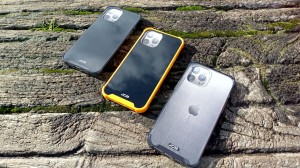 JCB Toughcases will be available in December in three color combinations