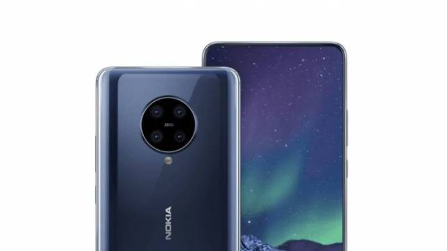 Nokia 10 PureView prototype concept image only