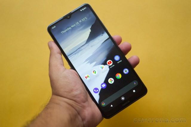Nokia 2.4 hands-on