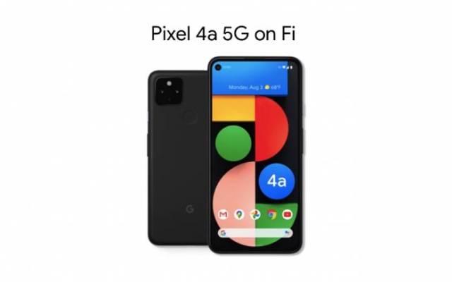 Pixel 4a 5G Google Fi