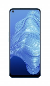 Realme 7 5G in Baltic Blue