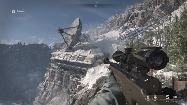 Call Of Duty Black Ops Cold War Sniping