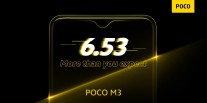All the Poco M3 teasers from the last couple of days