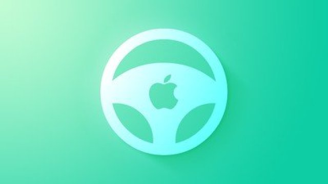 Apple car wheel icon feature teal