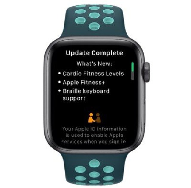 apple fitness plus watchos 7 2