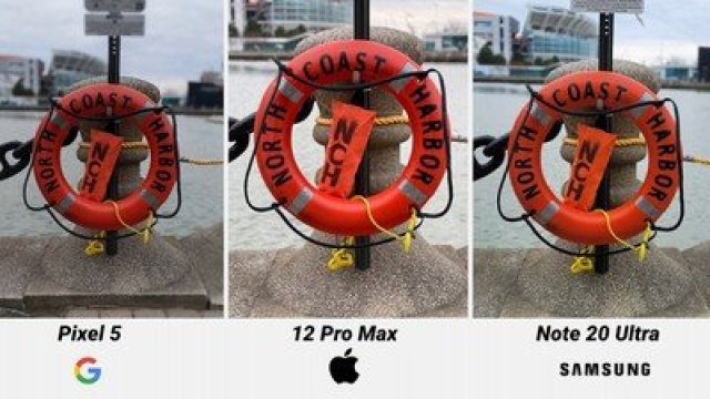 iphone 12 pro max day portrait comparison
