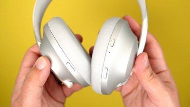 bose headphones design