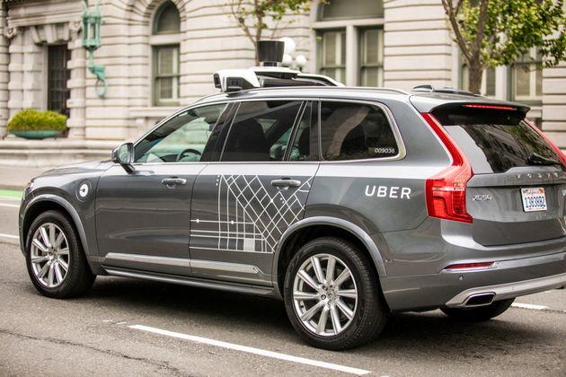 Conduite autonome: La start-up Aurora va acquérir l'unité de conduite autonome d'Uber