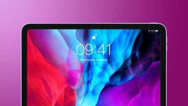 iPad pro top feature