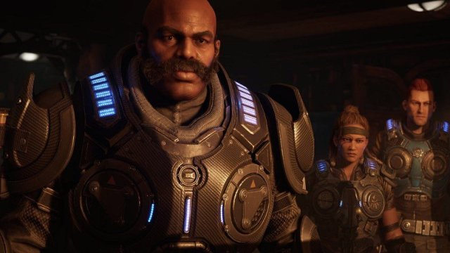 Gears 5 Hivebusters Expansion Trailer