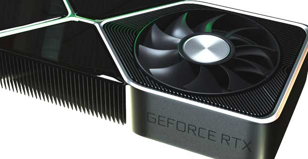 GeForce RTX 3080 Ampere de Nvidia