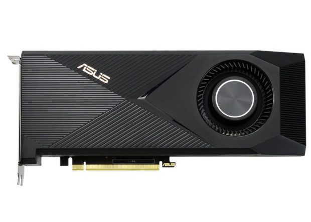 GeForce RTX 3090 Turbo OC d'Asus