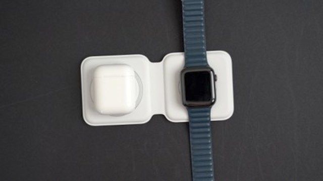 magsafe duo airpods apple watch