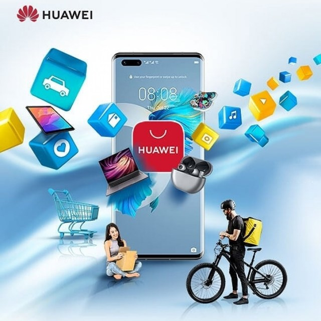 Huawei jumps in to help e-businesses and app developers with offers on AppGallery