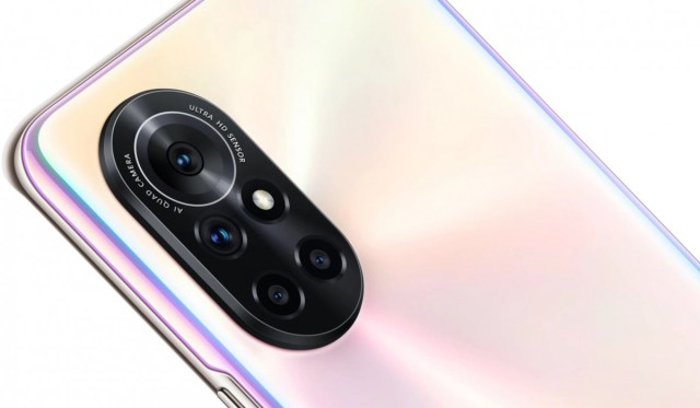 Huawei nova 8 and nova 8 Pro announced with Kirin 985 and 64MP quad cameras