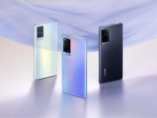 vivo X60 series product shots