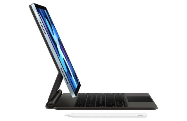 Le Magic Keyboard et le Smart Keyboard Folio sont compatibles avec l'iPad Air2020
