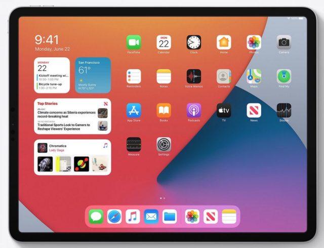 iPad Écran OLED 2021