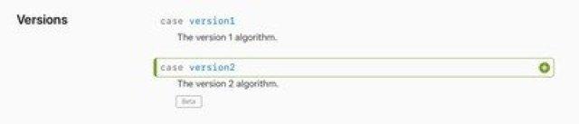 ecg algorithm version 2
