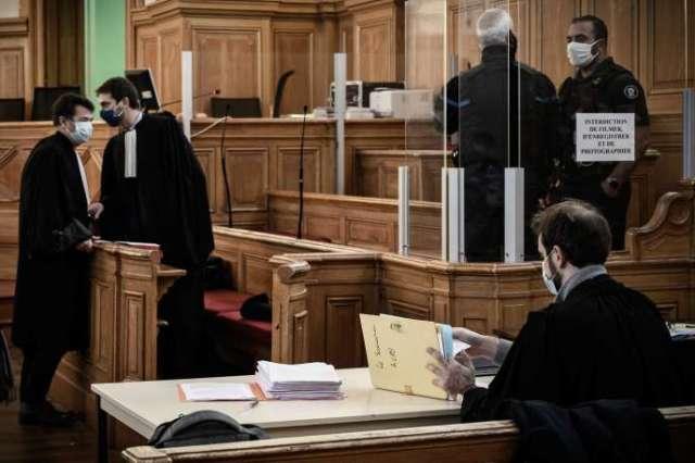Lors du procès de Joël Le Scouarnec à Saintes (Charente-Maritime), le 30 novembre.