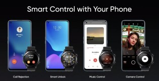 Watch S Pro supports 15 sports modes and comes with camera and music controls