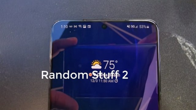 Samsung Galaxy S21+ appears in a hands-on video, gets compared to iPhone 12 Pro