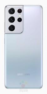 Samsung Galaxy S21 Ultra in Phantom Silver