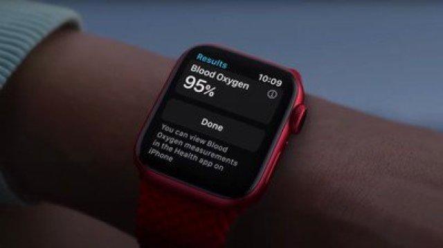 apple watch series 6 blood oxygen monitoring 1