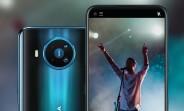 HMD unveils Nokia 8.3 5G with Snapdragon 765G, ZEISS quad camera