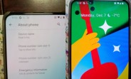 Google Pixel 5 Pro appears in suspicious live image