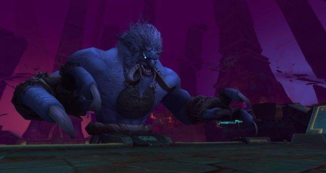 Warcraft De Other Side