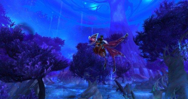 World Warcraft Moth Fly Shadowlands