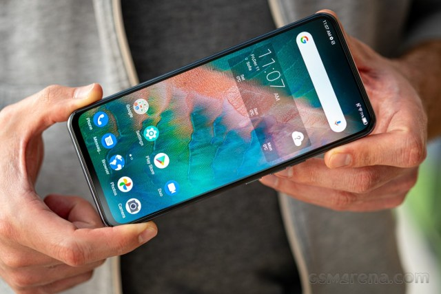 ZTE Axon 20 5G in for review